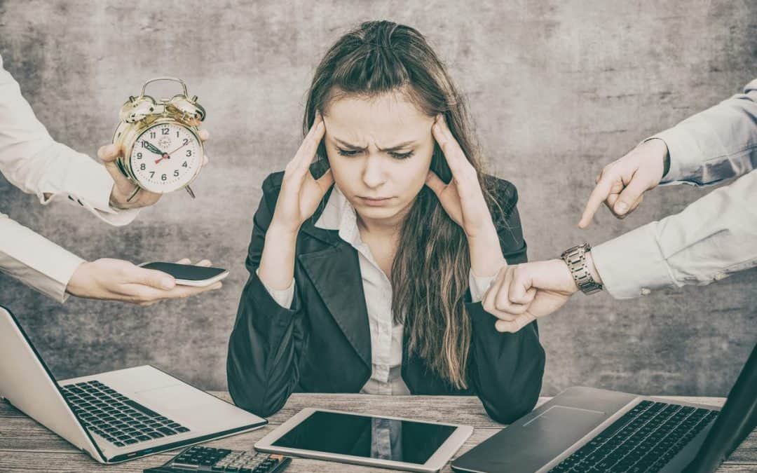Minder werkstress met mindfulness.